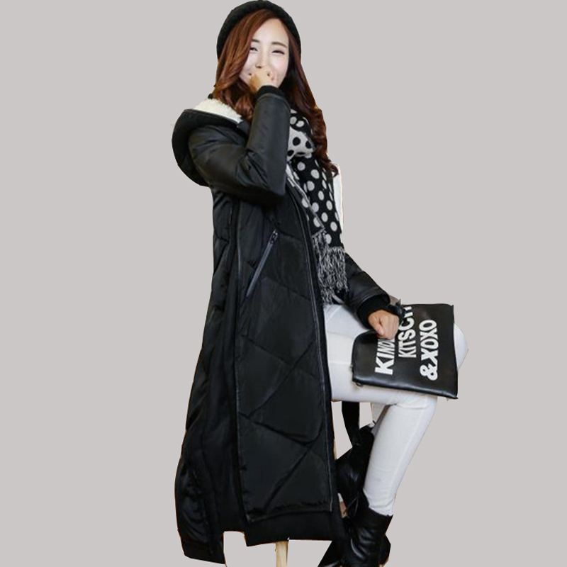 Online Get Cheap Winter Knee Length Over Coat for Women ...