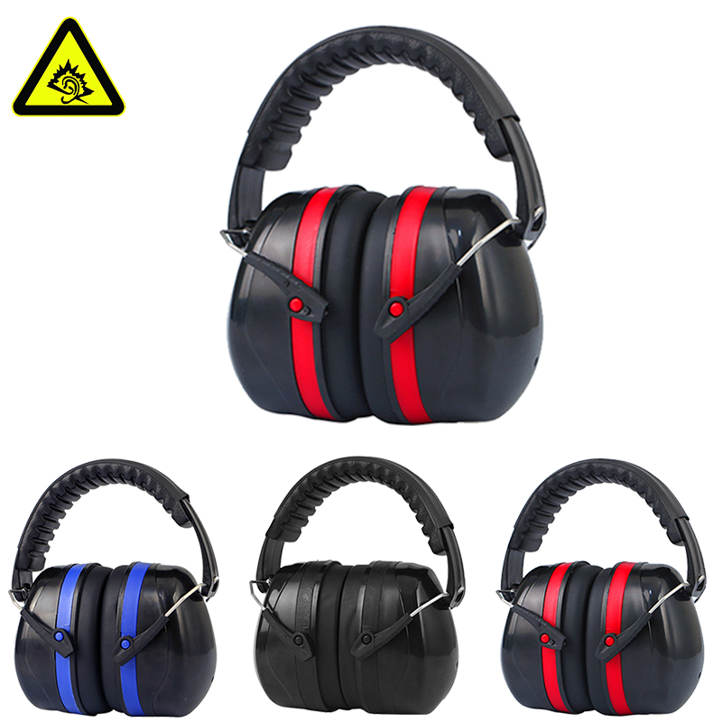 Brand Noise Reduction Sound Ear Protector Earmuffs Tactical Headset Hearing Protection Ear Muffs Hunting Shooting Sleep Work Reasonable Price Back To Search Resultssecurity & Protection Ear Protector