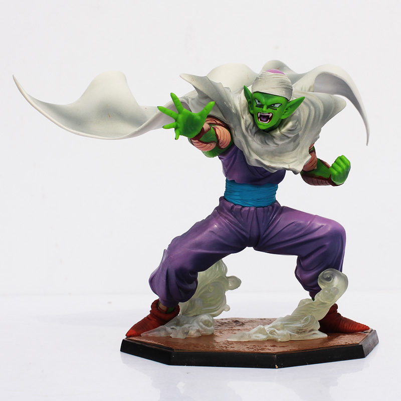 14.5CM Dragon Ball Z Piccolo PVC Action Figure Collectible Toy Free Shipping how to train your dragon 2 dragon toothless night fury action figure pvc doll 4 styles 25 37cm free shipping retail