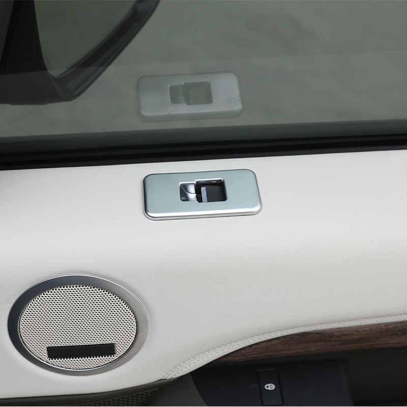 Para Land Rover Discovery 5 2017 2018 L462 LR5 ABS del coche Mate - Accesorios de interior de coche - foto 5
