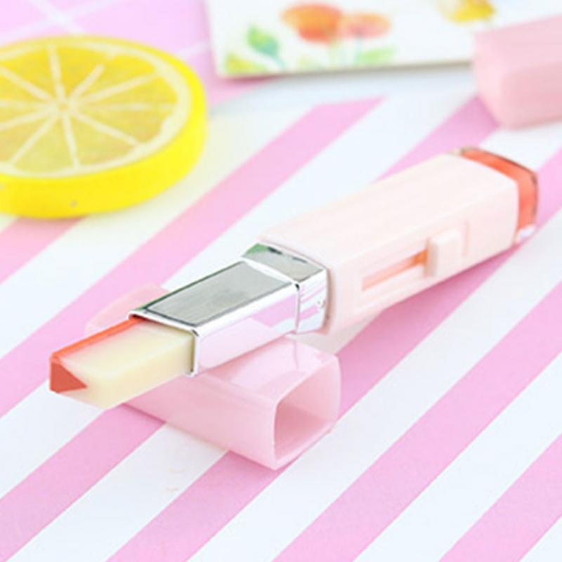Korean Style Gradient Color Lipstick Moisturize Two Color Tint Lip Gloss long Lasting Waterproof Lip Balm Women Makeup Beauty 6