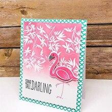 Eastshape 11Pcs Red-crowned Crane Metal Cutting Dies for Scrapbooking Craft New Arrivals Die Cuts Card Makings