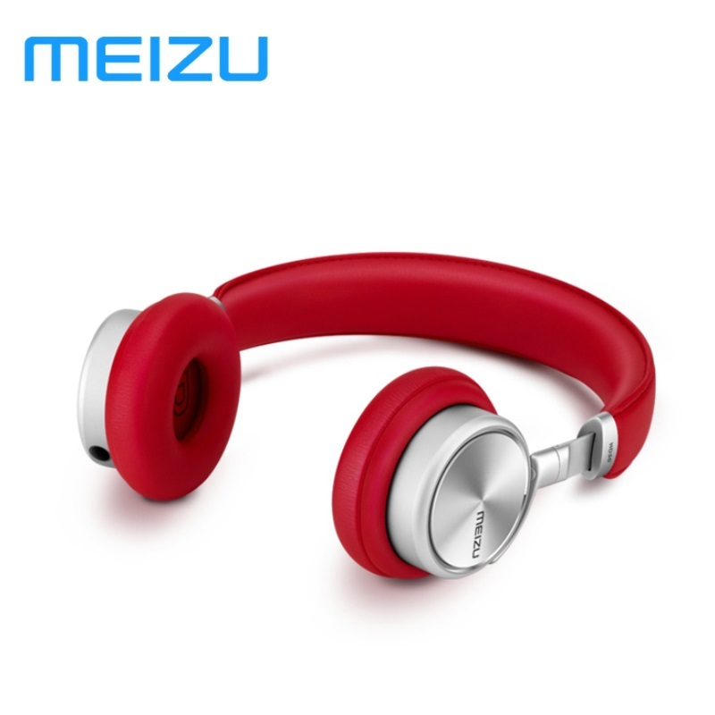 цена Meizu HD50 HIFI Stereo Bass Music Headset Aluminium Alloy Shell Low Distortion Headphone with Mic for Android iPhone Samsung LG