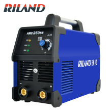 RILAND ARC 250SE  Portable ARC MMA Welding Machine Welding Inverter Double Voltage 220V/380V Single Phase Welder small size powerful welder mma arc welding machine 220v 200a