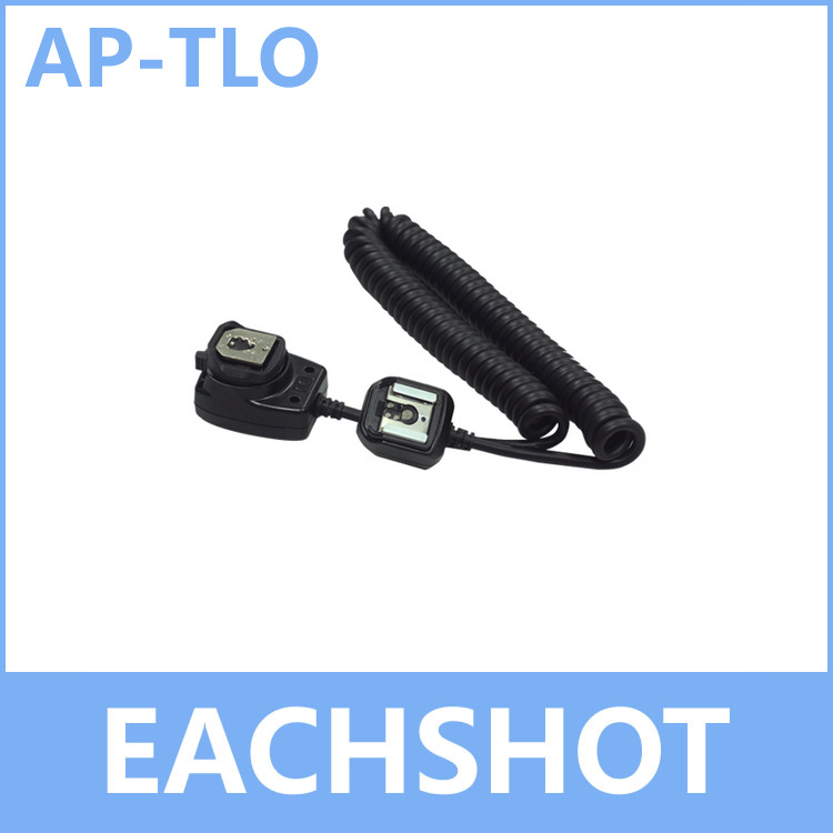 Aputure AP-TLO, TTL Cable Off-camera flash control Sync Cable Cord AP TLO For Olympus camera and Speedlight 2m i ttl flash off camera cord cable for nikon dslr