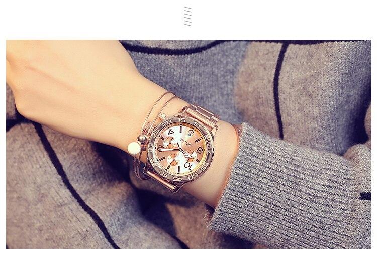 2019 topo de luxo relógios masculinos moda