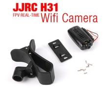 Jjrc h31 fpv drone rc 2.4g 4ch repuestos wifi cámara o cámara de 2mp rc helicóptero juguetes