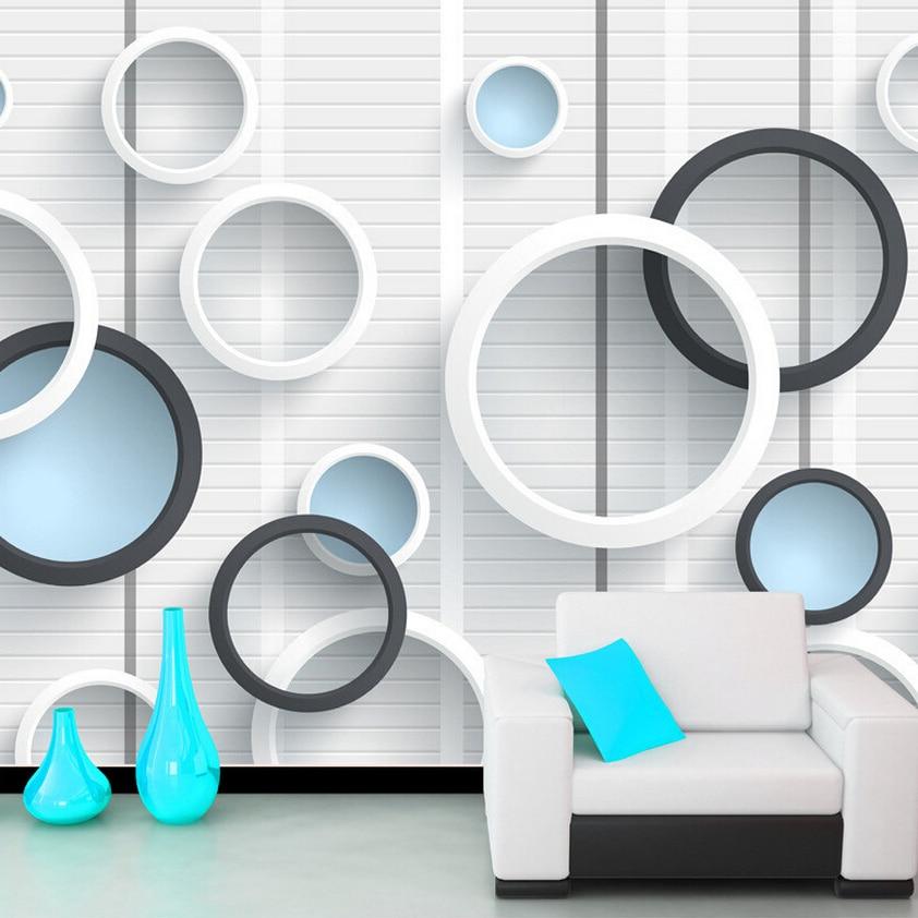 Custom Hd Photo Silk 3d Wallpaper For Walls 3 D Living Kid