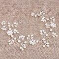 Hair vine/tiara wedding bridal vintage boho prom pearl beads/crystals