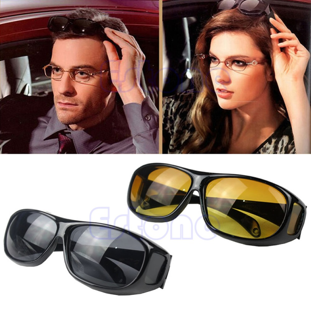 Visão noturna Motorista Lente Comum Isolamento Especial de Proteção Contra  Radiação Óculos de Polarização 31b4b4f75b