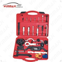 WINMAX 26pc Timing Tool Kit Ideal Cam Belt Crankshaft Camshaft for Vauxhall Opel Engine New WT04290
