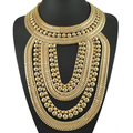 Venta caliente Vintage accesorios collar llamativo gargantilla collar largo Collares Collares mujer Collares y colgantes collar llamativo 2015