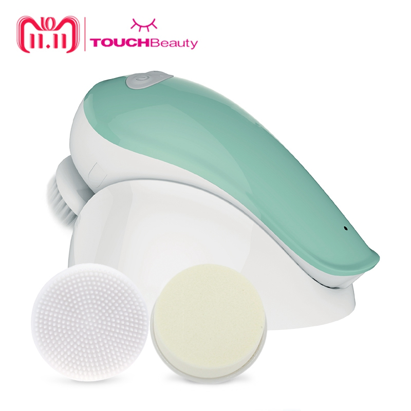 TOUCHBeauty electric 3 in 1 rotating facial cleansing brush for all skin, 360 Clockwise and count-Clockwise face brush TB-1282A каунт бэйси count basie april in paris lp