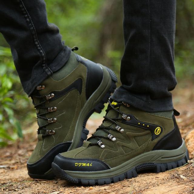 Sport Outdoor Boot Chaussures Trekking hommes nmbO7