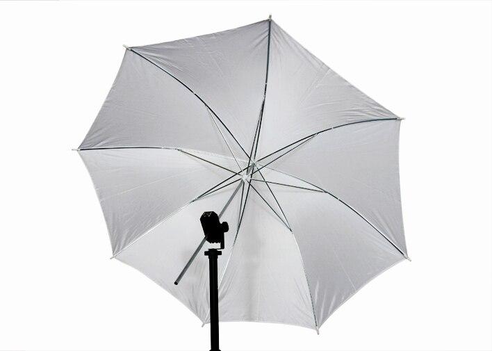 Wholesale FOTGA 33 83cm Studio Flash Soft Translucent White Umbrella For studio lighting