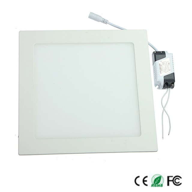 3W/6W/9W/12W/15W/25W dimmable LED downlight Square LED panel Ceiling Recessed Light bulb lamp AC85-265V smd28353W/6W/9W/12W/15W/25W dimmable LED downlight Square LED panel Ceiling Recessed Light bulb lamp AC85-265V smd2835
