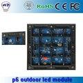 P6 SMD открытый из светодиодов display / P6 SMD водонепроницаемый модуль / 192 мм * 192 мм / 1/8 / P6 открытый из светодиодов экран