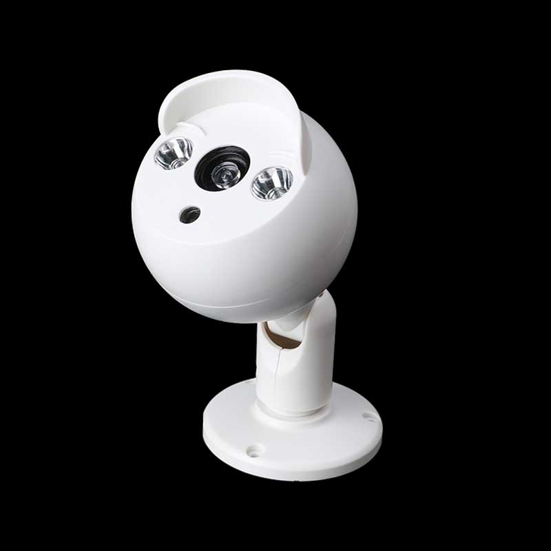 Gran oferta, duradero, impermeable, sonriente, cámara simulada de alta simulación, modelo de VIDEOVIGILANCIA, CCTV, tienda de casa, accesorios de seguridad Ultra cámara fotográfica 16MP Ultra-clear HD cámara Digital DVR 1080P Mini HD cámara de vídeo preciso cámara grabadora DVR negro