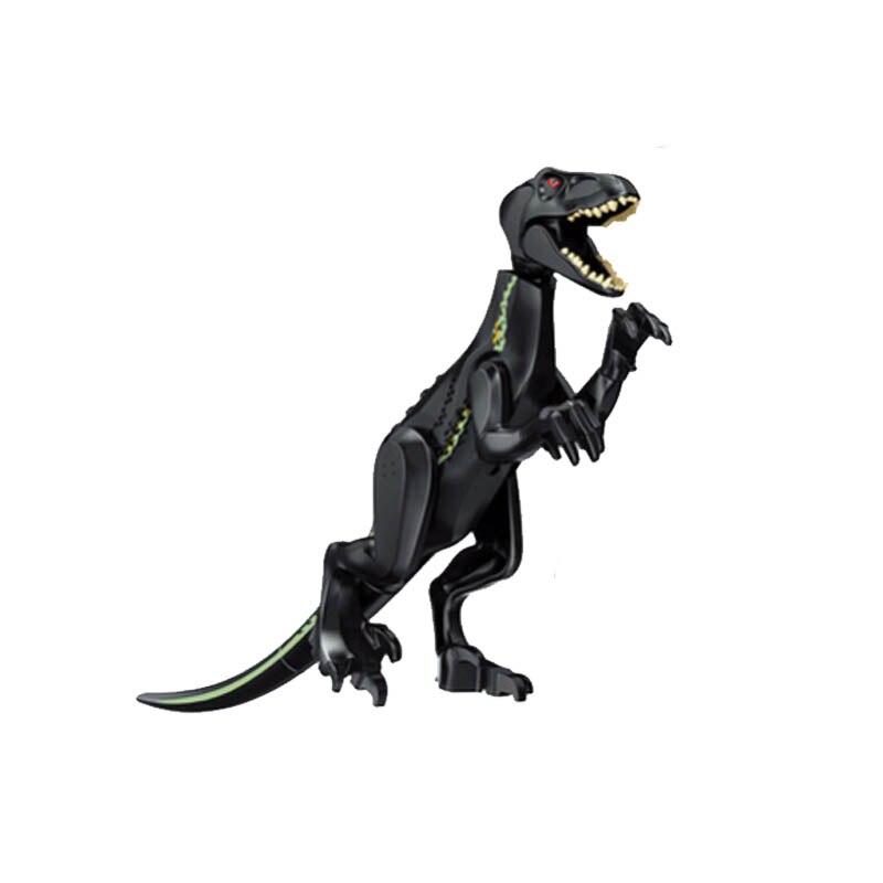 Jurassic Park Dinosauro Figure Del Mondo Indoraptor Dino Building Blocks Compatibile Con Lego Giocattoli Dinosauro Per I BambiniJurassic Park Dinosauro Figure Del Mondo Indoraptor Dino Building Blocks Compatibile Con Lego Giocattoli Dinosauro Per I Bambini