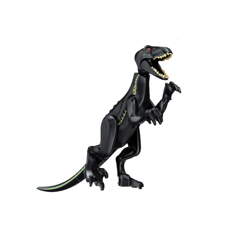 Jurassic World Park Dinosaur Figures  Indoraptor Dino Building Blocks Compatible With Lego Dinosaur Toys For ChildrenJurassic World Park Dinosaur Figures  Indoraptor Dino Building Blocks Compatible With Lego Dinosaur Toys For Children