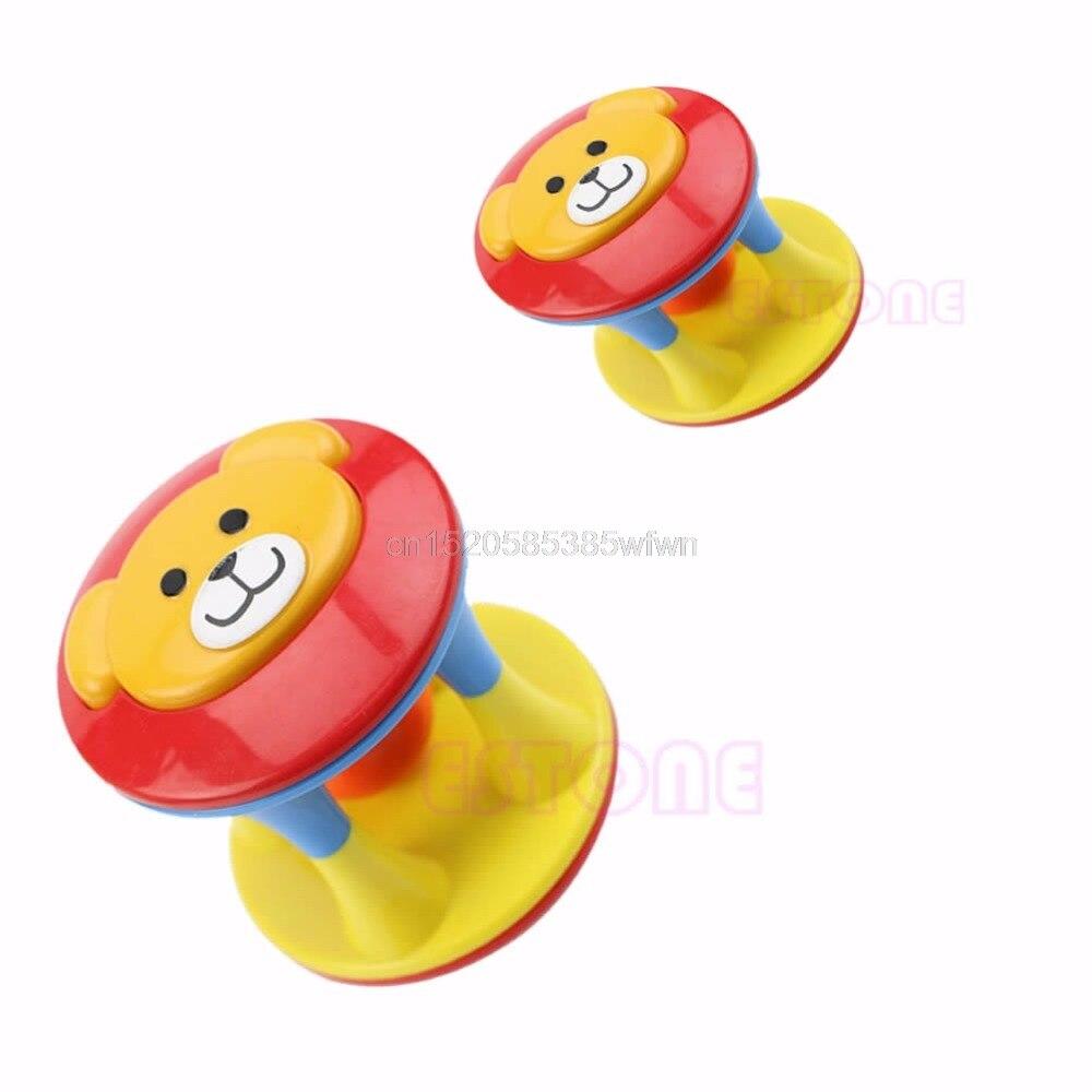 Mignon Musical saisir Handbell développement balle lit cloche enfants bébé jouet hochet # HC6U # livraison directe