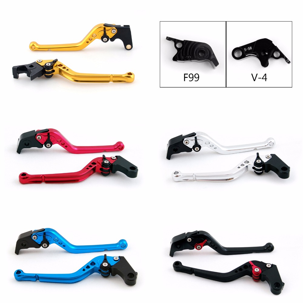 for Aprilia Motorcycle Adjustable Brake Clutch Levers for Aprilia RSV4 FACTORY/RSV4-R/RR  Motorbike Styling Parts Covers