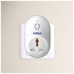 KERUI S71 ЕС, США, Великобритании AU Стандартный Мощность Разъем Smart коммутатор путешествия розетка работать с KERUI охранной сигнализации Системы