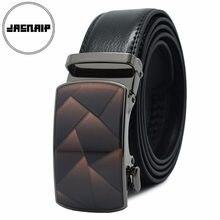Cinturón de marca famosa hombres 100% de buena calidad Cowskin genuino  cinturones de cuero de lujo para los hombres c5667cc6d728