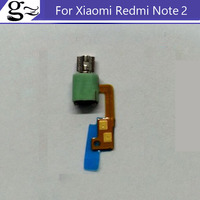 Vibrator For Xiaomi Redmi Note 2 Parts Vibrator Assembly Flex Cable Accessory Replacement Vibration Part Free