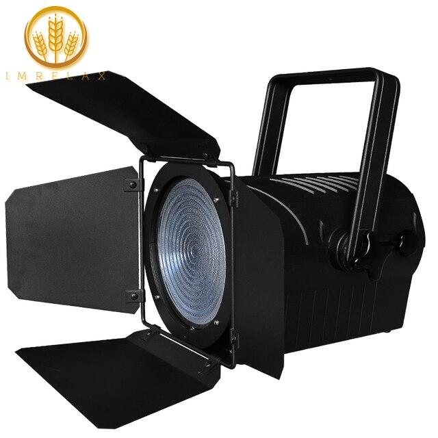 IMRELAX nouveau ZOOM 200W LED Par lumière 10 à 60 degrés COB LED Par DMX Studio Spot lumière scène Disco lumière