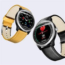 N58 ЭКГ PPG Смарт часы с электрокардиограф ЭКГ Дисплей холтеровское браслет ЭКГ монитор сердечного ритма крови Давление Smartwatch
