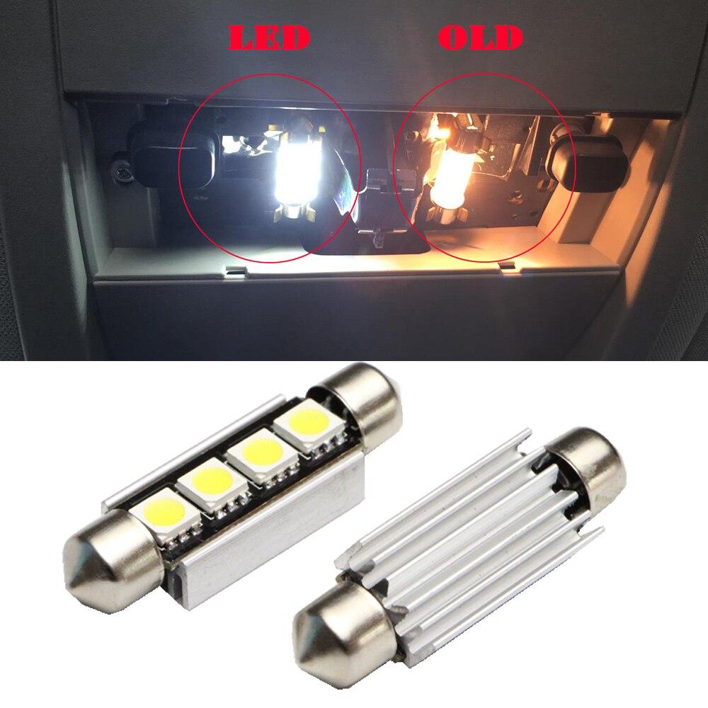 Cool White LEDKINGDOMUS 4 Pcs 31mm Marine Led Bulb Festoon 6000K Cool White 3014 Chipset Bulb For Car Interior Lights Boat Bow//Anchor//Navigation lights DE3175 LED Bulb