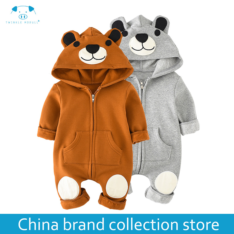 baby clothes Autumn newborn boy girl clothes set baby fashion infant baby brand products clothing bebe newborn romper MD170Q132 2017 hot newborn infant baby boy girl clothes love heart bodysuit romper pant hat 3pcs outfit autumn suit clothing set