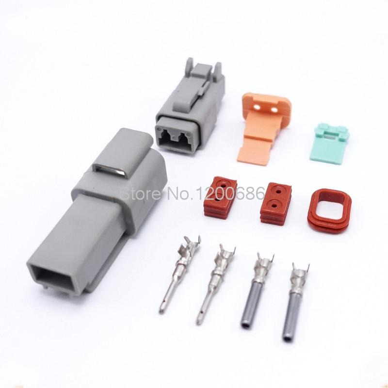 60 sets 6 models Deutsch DT06/DT04 2/3/4/6/8/12 Pin Engine/Gearbox waterproof electrical connector 1 sets deutsch dt06 dt04 2 3 4 6 8 12 pin engine gearbox waterproof electrical connector for car bus motor truck