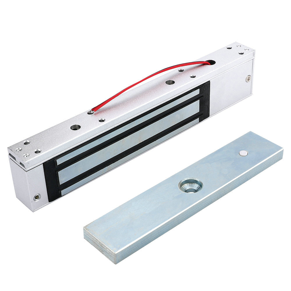 280KG 600LB Single Door 12V Electric Lock For Door Magnetic Electromagnetic Lock Holding Force For Access Control with LED Light280KG 600LB Single Door 12V Electric Lock For Door Magnetic Electromagnetic Lock Holding Force For Access Control with LED Light