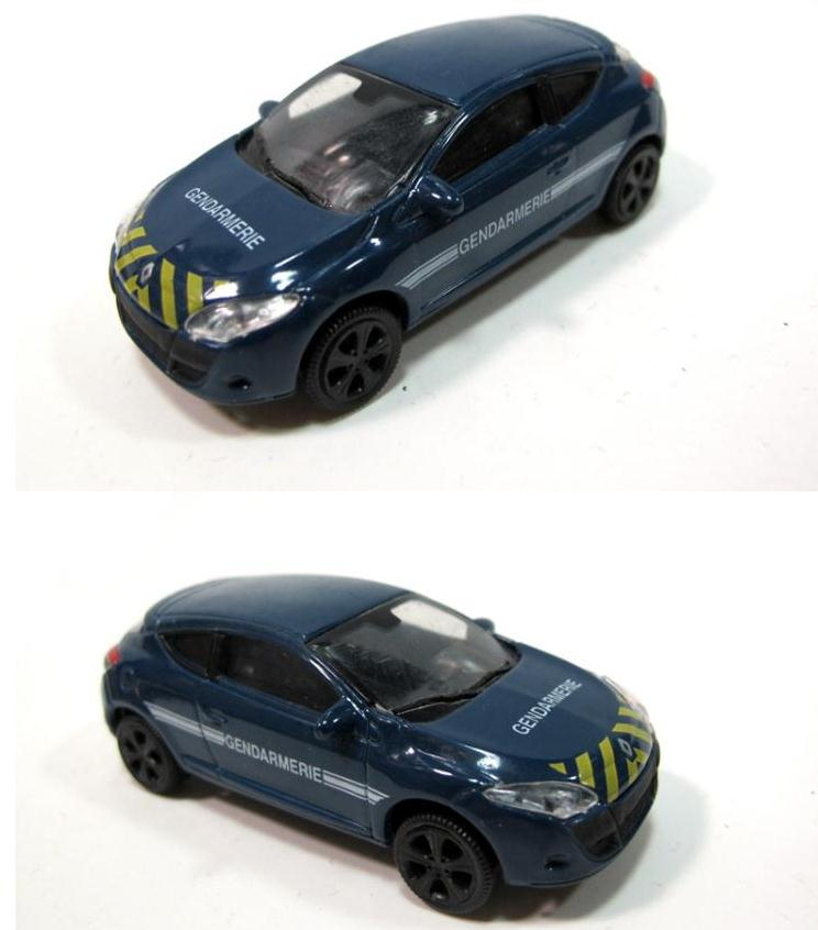 1:64 Advanced Alloy Car Models,high Simulation RENAULT MECANE 2008,metal Diecasts, Toy Vehicles,free Shipping