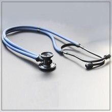 Dual Head Professional Medical Blood Pressure Stethoscope Multi-function Cardiopulmonary Listen To Fetal Heart Sounds CCP105