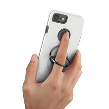 iPhone Cover with Universal 360 Degree Rotatable Ring Grip