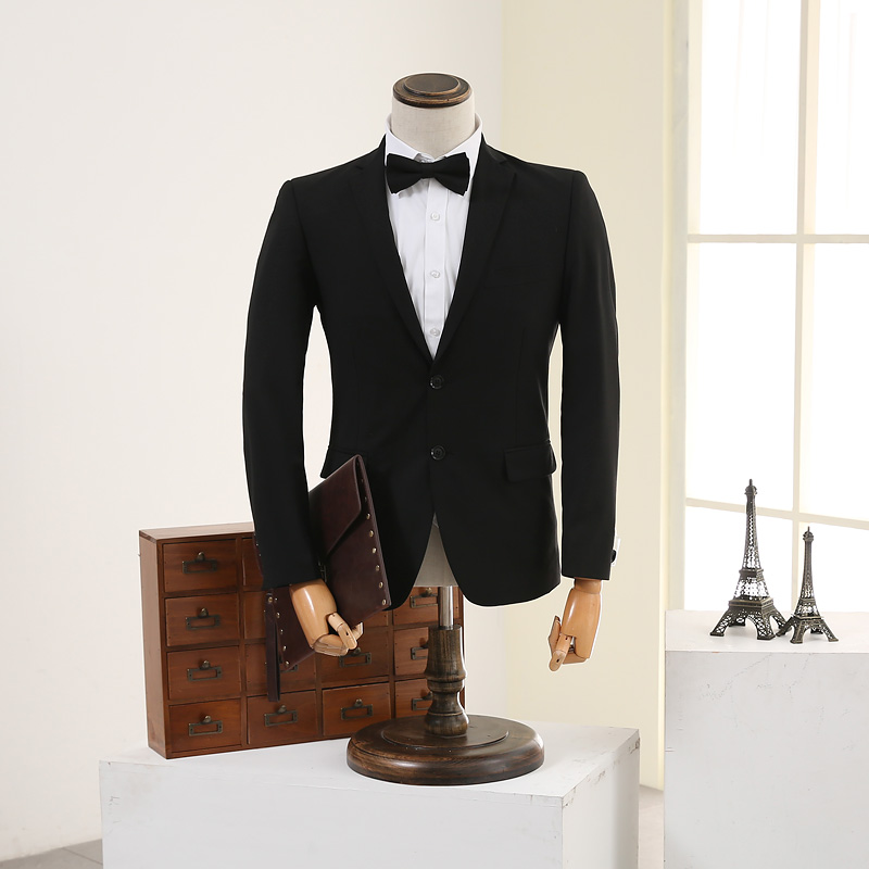 Men's clothing half body mannequin suit shirt clothes display table male mannequin with wooden arms