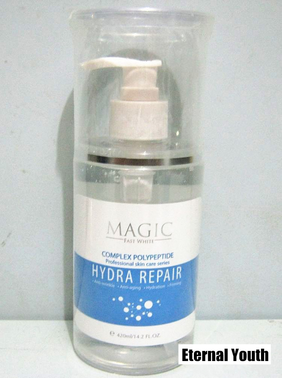 420ml Hyaluronic Acid Toner Strong Replenishment Moisturizing Whitening Hydra Repair Beauty Salon Equipment Anti-Dry skin