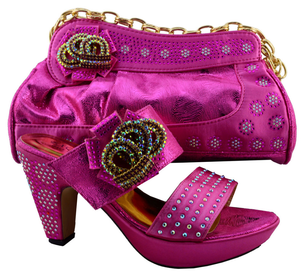 ФОТО 2015 new popular Italian  Wood soles And Genuine Leather  shoes and matching bags set for wedding and party  Abnormal heel GF24