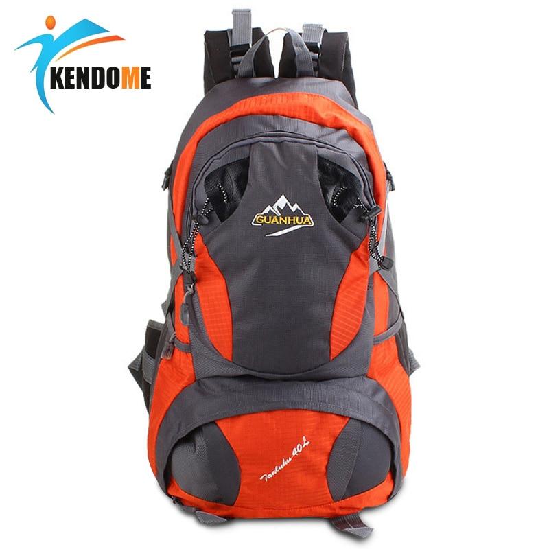 High Quality Waterproof Men Women 40L Military Tactical Backpack Large Camping Hiking Outdoor Bags Mochila Escolar 40l waterproof women