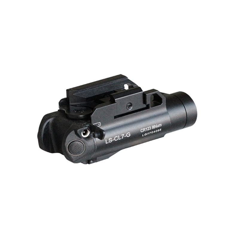 Acecare Drop shipping guns and weapons red laser sight and LED tactical flashlight combo for hunting shooting in Riflescopes from Sports Entertainment
