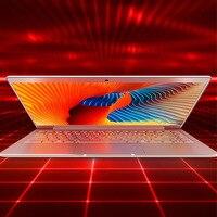 """מקלדת מוארת P9-03 רוז זהב 6G RAM 256G SSD Intel Celeron J3455 16"""" מחשב שולחני מחברת משחקים ניידת עם מקלדת מוארת (4)"""