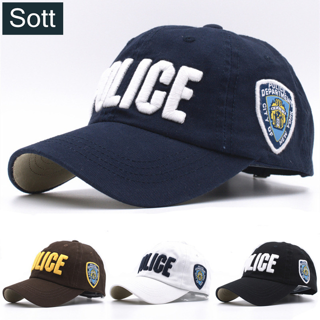 [SOTT] 11 צבעים ילדים באיכות גבוהה כותנה משטרת בייסבול Caps עבור בני בנות עצם Gorras כובע Snapback כובעים b-177
