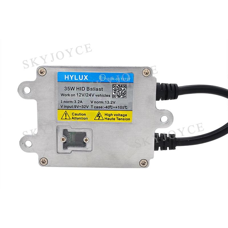 35W Hylux ballast