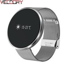 Vecdory Smart Band smart bluetooth браслет Спорт Фитнес трекер Smart Браслет Heart Rate Мониторы Smart Band