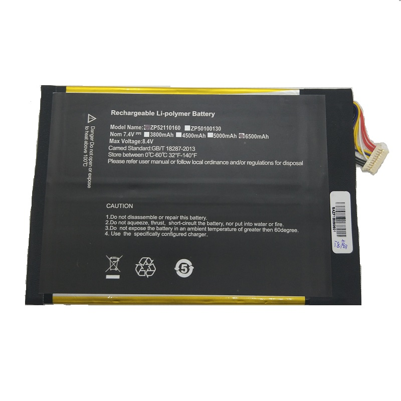 7 4V Replacement Battery 6500mAh for Cube I7 Handwritten MIX PLUS font b Tablet b font