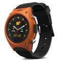 2016 Новый Smart Watch Q8 Водонепроницаемый IP67 Наручные Спорт MT2502 С Bluetooth G-sensor Чсс Компас Часы Для IOS Android