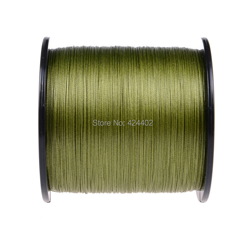 8Strands 500M army green (3)